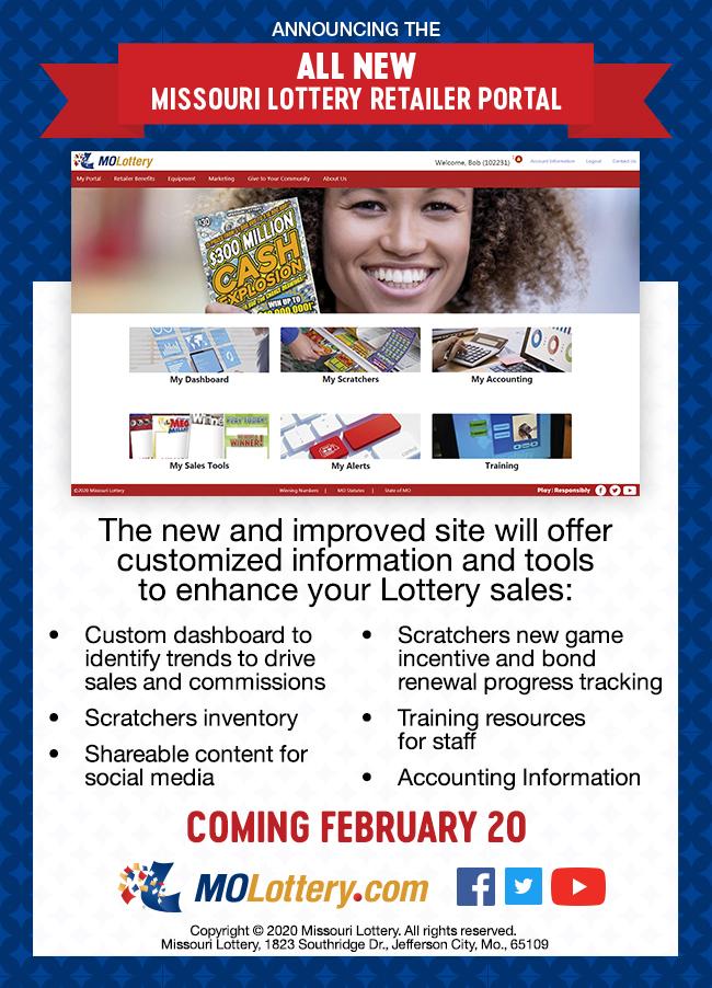 new portal coming february 20