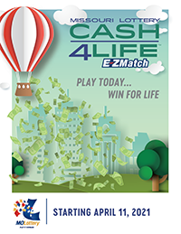 Cash4Life Game Sell-In
