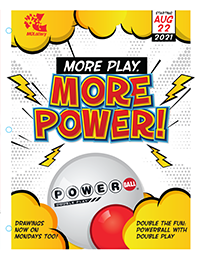 Powerball Enhancement Sell-In